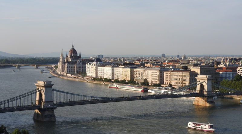 Budapest Chain Bridge Day Cruise BRC