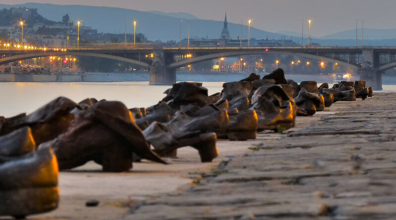 Shoes Holocaust Statue by Danube Budapest Riverside Joiseyshowaa