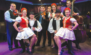 Budapest Danube Cruise with Folklore Show